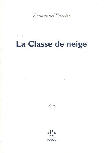La classe de neige (Fiction)