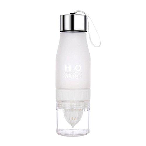sunshineBoby 700ML Zitrone Tasse Flasche H2O Trinken Mehr Wasser Trinken Fahrrad...