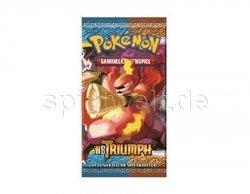 Pokémon Silver - Gold & Amigo Heart Soul Triumph, Booster