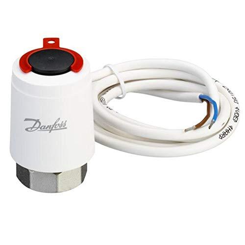 Danfoss Thermot Thermischer Stellantrieb Fussbodenheizung 088H3220 Stellmotor (10 Danfoss Stellantriebe (11,65 EUR/ Stück))