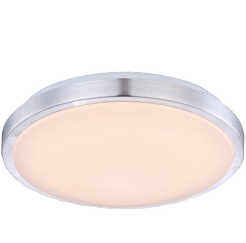 LED-Badleuchte H: 8,8 cm, Ø: 30 cm