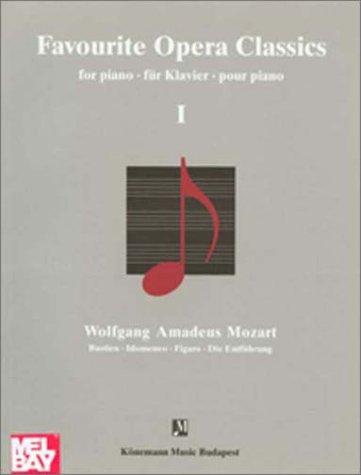 Favourite Opera Classics (Music Scores)
