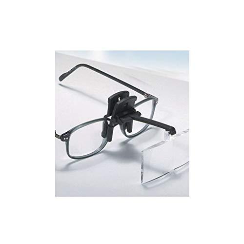 Vergrößerungsglas Lupe Mit 4 Austauschbaren Gläsern - Passend Für Alle Spezifikationen beleuchtete Lupe