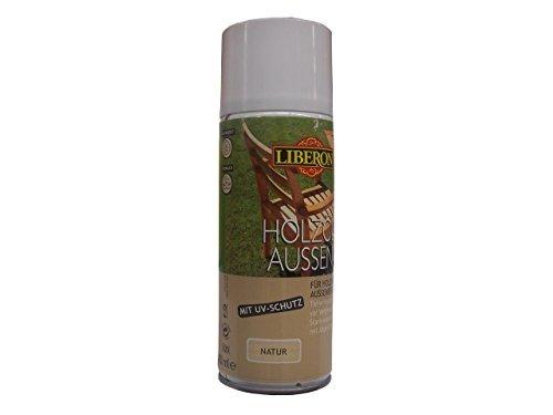 Preisvergleich Produktbild 400 ml LIBERON Holzöl Außen, Spray , mit UV-Schutz