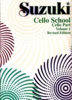 Suzuki: Cello School Volume 1 Revised Edition (Cello Part). For Violoncello