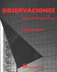 Observaciones sobre la arquitectura