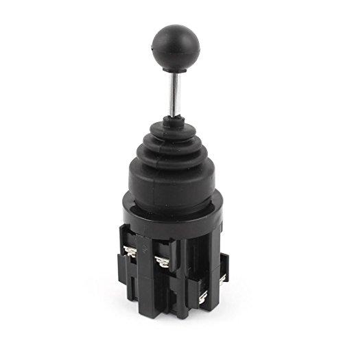 600V 4NO 4POLE 8Screw Klemme Aufzug Cotrol Tipp Kreuzschalter CS-402