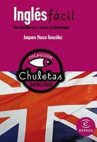 Inglés fácil bachillerato Chuletas - 9788467027945