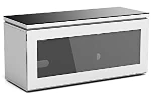 Gecko Reflect REF1100-GW Cabinet Stand for 37 to 60 inch TV - White