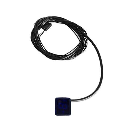 Universale impermeabile moto atv veicoli indicatore di marcia digitale indicatore di led monitor shift lever sensor motorbike tool