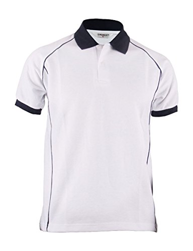 BCPOLO Unisex Art und Weise Baumwolle PoloTShirt Bequeme Sportkleidung  daywear Wei©¬