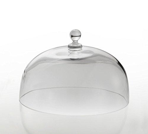 Sweet Home Cloche de verre cod.5010382 cm 13h diam.20 by Varotto & Co.