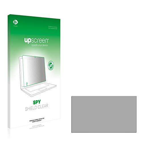 upscreen Anti-Spy Blickschutzfolie kompatibel mit Medion Akoya P6670 (MD 99960, MD 60400) Privacy Screen Sichtschutz Bildschirmschutz-Folie