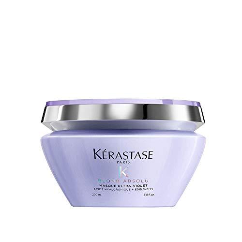 Kérastase Blond Absolu Masque Ultra-Violet 200 ml Perfektionierende Anti-Gelbstich ()