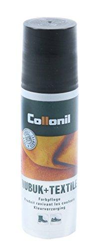 Collonil NUB.+TEXTILE CL.DFNL 100 ml , Schuhcreme & Pflegeprodukte,  Schwarz/schwarz