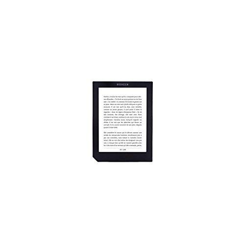 """Lecteur multimédia de salon - Bookeen Cybook Muse Light - Liseuse eBook Wi-Fi - Écran tactile 6\"""" 800 x 600 - 4 Go"""
