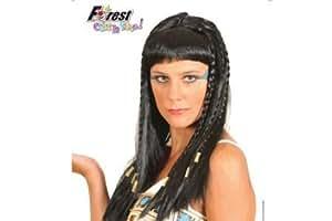 Perruque Cléopâtre reine d'Egypte