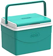 Cosmoplast MFIBXX089TG Keep Cold Plastic Picnic Cooler Icebox Lunchbox 5 Liters