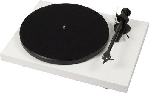 Pro-Ject Platines vinyle hi-fi Debut Carbon (DC) Blanc