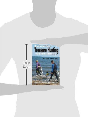 Beach and Water Treasure Hunting with Metal Detectors