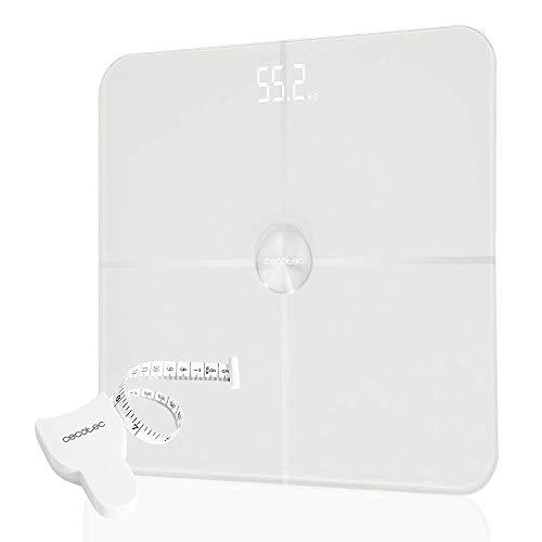 Cecotec Báscula Baño Digital Surface Precision 9600