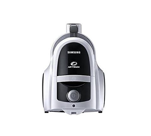 Samsung vcc45W1s3s/XET aspirateur sans sac Twin Chamber Sweep, 190Watt, argent