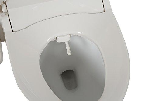 Bidet Sitz Smart Dusch WC Bidet, Kompletter Toilettensitz Taharet, für Intimpflege von Schataf
