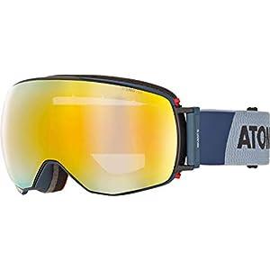 ATOMIC Skibrille/Snowboardbrille Revent Q blau (296) 0