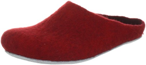 MagicFelt Apollo Ap 701, Chaussons mixte adulte Rouge-TR-E1-254