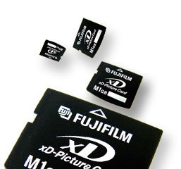 Fujifilm XD-Picture CARD XD 512 MB Speicherkarte - Xd Picture Card 512 Mb