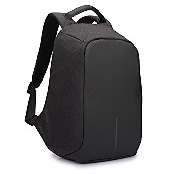 Modishombre Anti-Theft Laptop Travel Backpack with USB Plug Charging port