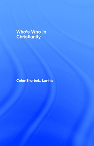 Who's Who in Christianity (Who's Who Series) (English Edition) (Oxford Dictionary Of Saints)