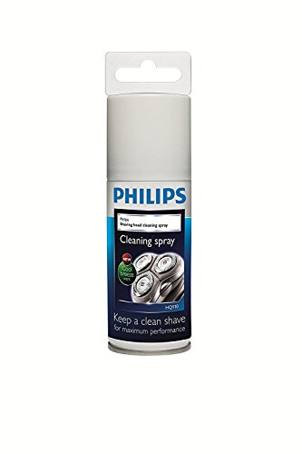 Philips HQ110/02  Spray per Pulizia Testine di Rasatura, 100 ml