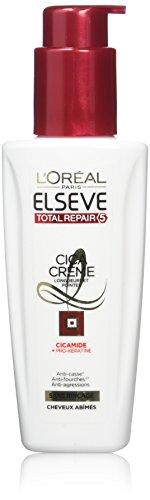 L'Oréal Elsève Total Repair 5 Soin Sans Rinçage Réparateur Cheveux Abimés 100 ml - Lot de 2