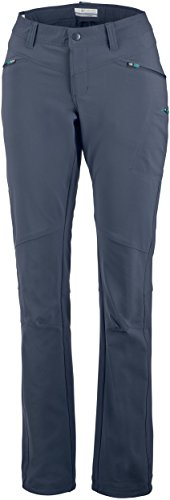 Columbia Peak To Point P Pantalon Long avec protection solaire 50, femme, Peak to Point P India Ink