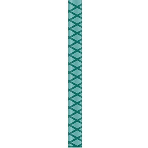 DarweirlueD Schrumpfschlauch für Angelrute und Schläger, wasserdicht, Rutschfest, grün, 28mm