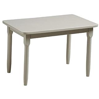 Aubry Gaspard Child's Table Beech Blue, gray, 60.00