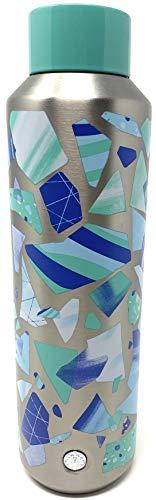 Starbucks Spring Wasserflasche, doppelwandig, vakuumisoliert, Edelstahl, 591 ml