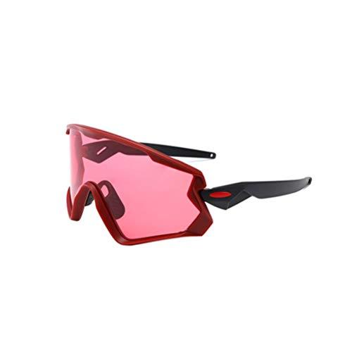 Fahrrad Erwachsene Radsportbrille UV-Schutz Winddicht Staubdicht Sanddicht Leichtigkeit Schutzbrille Outdoor Sport Zum Laufen Fahren