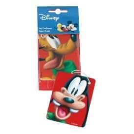 "Disney In Car Air Freshener ""Pluto & Goofy"""