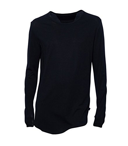TIGER OF SWEDEN Herren Shirt Roy in Schwarz 050 black