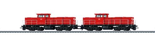 Märklin 37697 - Doppeltraktion Serie 6400 NS -