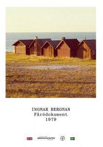 Ingmar Bergman FÅRÖDOKUMENT 1979