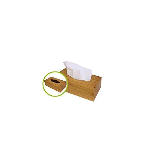 Taschentuchbox aus Bambus
