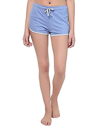 KOTTY Women's Night Shorts