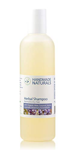 Handgefertigt Naturals Normal/Dry Hair Shampoo