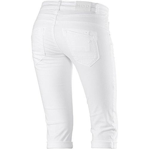 M.O.D Damen Shorts Ulla white denim