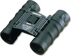 Tasco Essentials Compct 8 x 21 Binocular (Black)