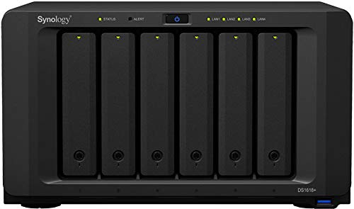 Synology DS1618+ NAS Server - Iop-modul