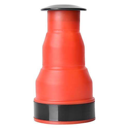 Eastbuy Ausbagger-Werkzeug - Air Power Drain Blaster, Hochdruck Abflussöffner für verstopfte Badewanne WC Rohr Badewanne